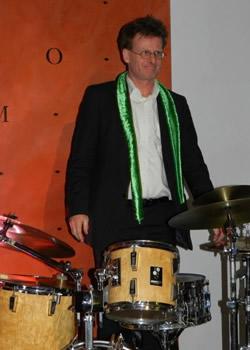 Hanna Rose & Combo Salzburg Florian Müller Schlagzeug