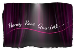 Hanna Rose und das Honey Rose Quartett - Live Musik - Swing und Loungemusik